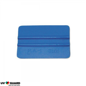 3M Blue Bondo Card