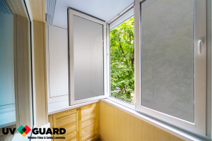 UV Guard Grey Reflective 10%