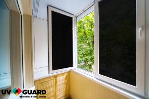 UV Guard Charcoal Non Reflective 5%