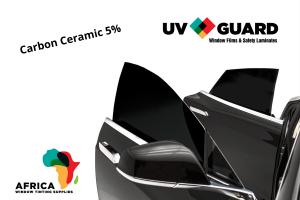 UV Guard Carbon Ceramic 5% Automotive Film