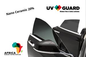 UV Guard Nano Ceramic 20% Automotive
