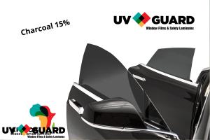 UV Guard Charcoal Non Reflective 15% (Copy)