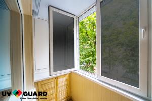 UV Guard Charcoal Metalized 20%